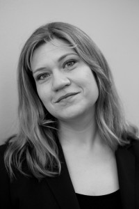 copywriter and journalist Laura Roling